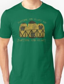 Fortune and Glory Unisex T-Shirt