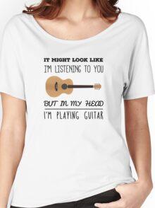 Mind guitar Women's Relaxed Fit T-Shirt
