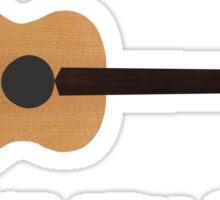 Mind guitar Sticker
