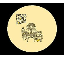 foster the people houdini Photographic Print