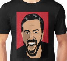 Ricky Gervais Unisex T-Shirt