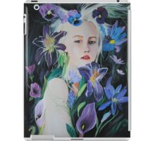 She Flourished iPad Case/Skin