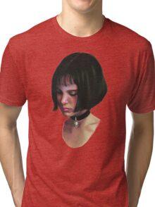 Mathilda. Tri-blend T-Shirt