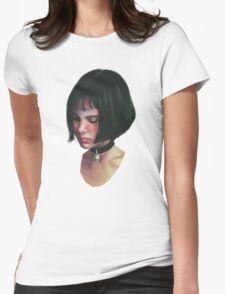 Mathilda. Womens Fitted T-Shirt
