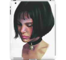 Mathilda. iPad Case/Skin