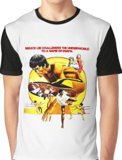Game Of Death Graphic T-Shirt