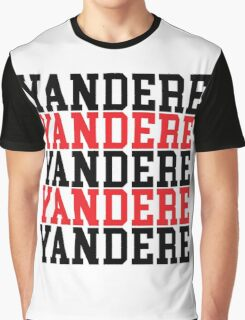 Yandere Graphic T-Shirt