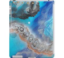 Impasse spray-art on canvas iPad Case/Skin
