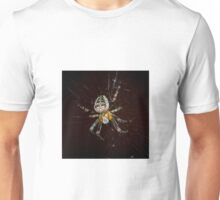 European Garden Spider Unisex T-Shirt