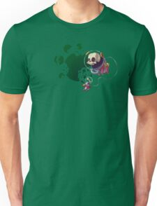 Pugstronaut Unisex T-Shirt