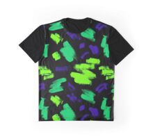 Electric Abstractions Graphic T-Shirt