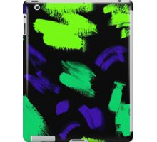 Electric Abstractions iPad Case/Skin