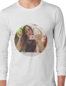 Nikki Bella Picture Long Sleeve T-Shirt