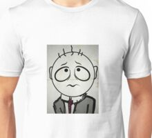 First day at work Unisex T-Shirt