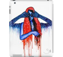 Between Two Points iPad Case/Skin