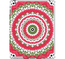 Seamless pattern east ornament with colorful details print, elegant with oriental ornaments iPad Case/Skin