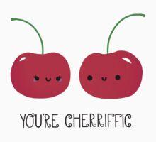 You're Cherrific Kids Tee