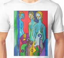 Three Muses T-Shirt