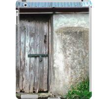 Old shed - Ramelton, County Donegal, Ireland iPad Case/Skin