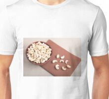 Top view of breakfast for raw foodists Unisex T-Shirt