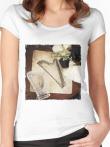 Two Harps Women's Fitted Scoop T-Shirt