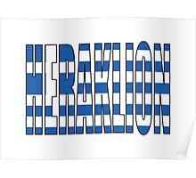 Heraklion. Poster