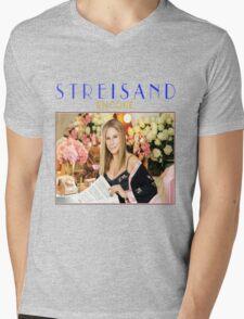 TSHIRT MUSIC STYLE  STREISAND 2016 Mens V-Neck T-Shirt