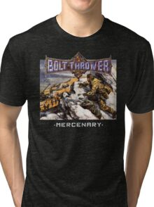 Bolt Thrower Tri-blend T-Shirt