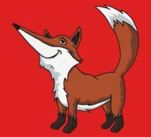 Fox!!! Baby Tee