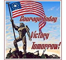 Fallout - Victory Poster Photographic Print