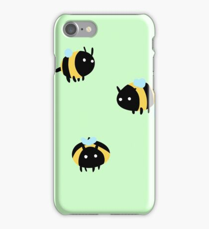 Bumble Bees! iPhone Case/Skin
