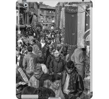 Kathmandu Street Scene II iPad Case/Skin