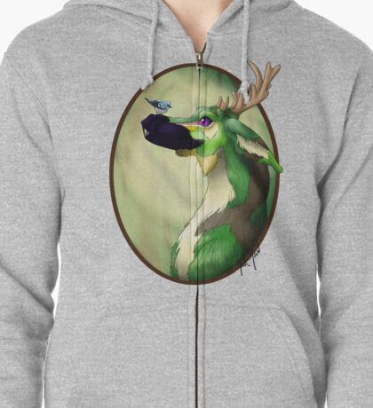Kindred Zipped Hoodie