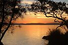 Super Sunset at Magical Myall by KazM