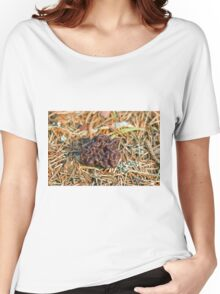Jelly Fungus in Scottish Highlands Women's Relaxed Fit T-Shirt