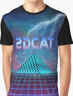 2dcat graphic shirt Graphic T-Shirt