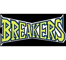 BREAKERS Photographic Print