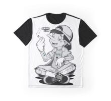 Swing Low Pinokio  Graphic T-Shirt