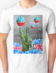 cuppa croco cakes -- rare celestial phenomenon Unisex T-Shirt