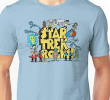 Star Trek Rocks Unisex T-Shirt