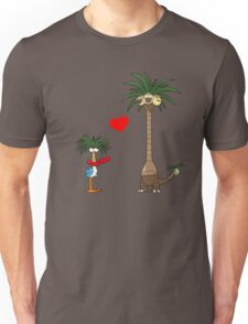 Tropical Love Unisex T-Shirt
