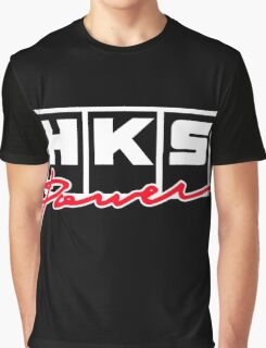 HKS Power Graphic T-Shirt