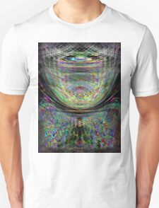 ...  Rising above the barriers of pain from within  ... T-Shirt