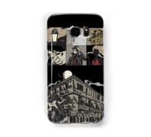 Mystery woman in red Samsung Galaxy Case/Skin