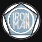 Iron Man by ObliqueOptimism