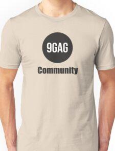9gag community Unisex T-Shirt