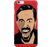 Ricky Gervais iPhone Case/Skin