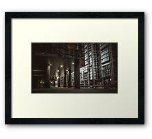 2016/B/10 Framed Print
