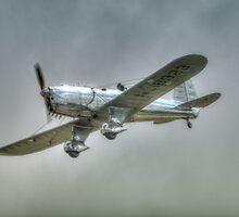 NC18923 1939 Ryan Aeronautical by Nigel Bangert