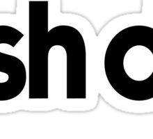 Rush DG  Sticker